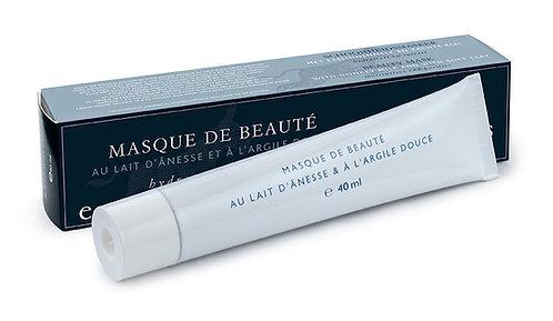 Masque de beauté au lait d'ânesse et à l'argile douce - 40 ml