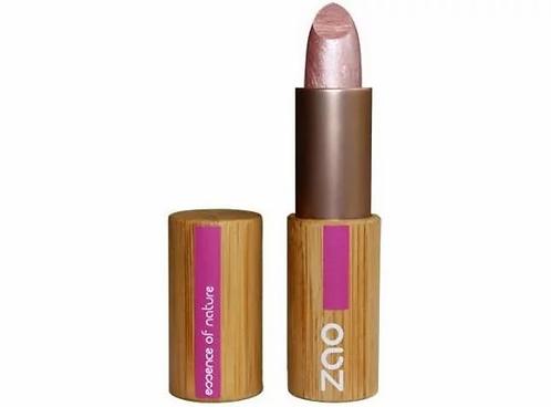 Rouge à lèvres nacré bio et végan (rechargeable) - Zao