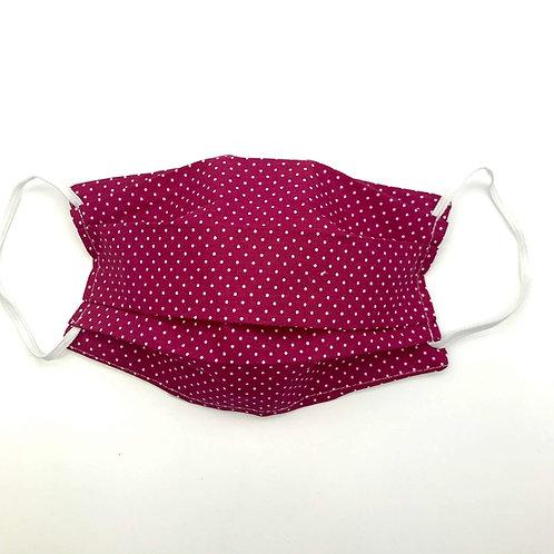 Masque en tissu sans pince-nez (adulte)