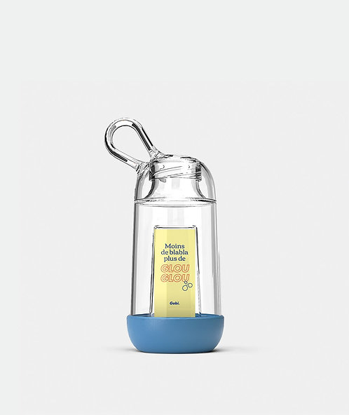 Gourde - Contenance : 25 cl - Plusieurs coloris disponibles - Gobi Mini