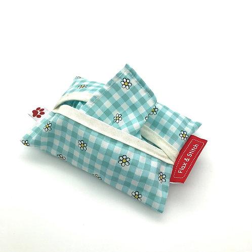 Paquet de 5 mouchoirs - 20 cm x 20 cm