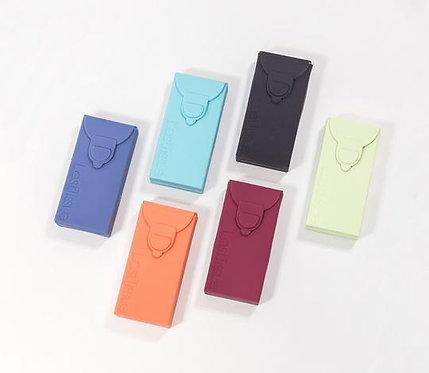 Paquet de mouchoirs réutilisables LastTissue - plusieurs coloris disponibles