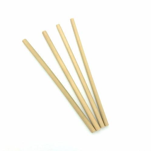 Paille en bambou (goupillon vendu séparément)