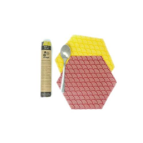 Beewrap Duo Pack - 3 dimensions au choix S - M - L