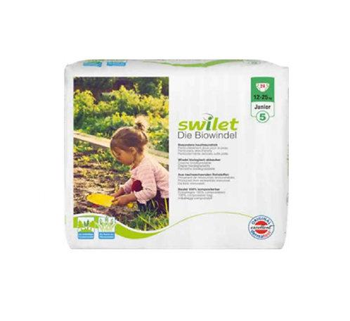 Couches-culottes écologiques - Junior - 12 à 25 kilos (24 couches)