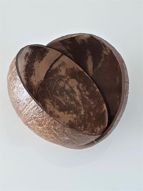Bol en coco (poli ou brut)