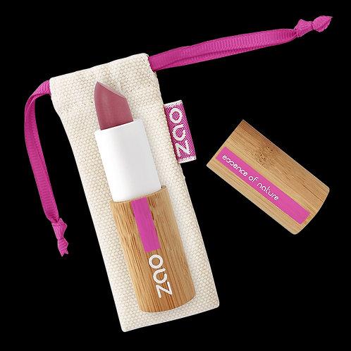 Rouge à lèvres mat Soft Touch bio et végan (rechargeable) - Zao