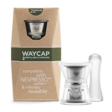 2 Capsules Nespresso réutilisables en acier inoxydable