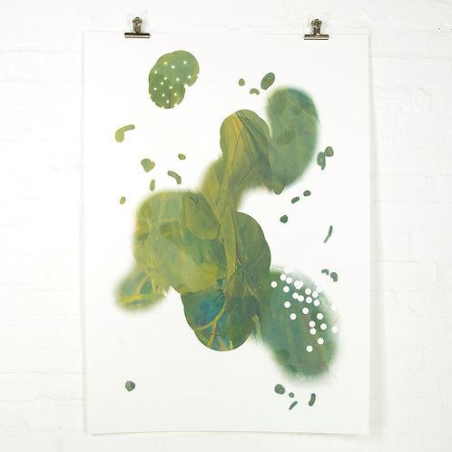 Print is a Dancer