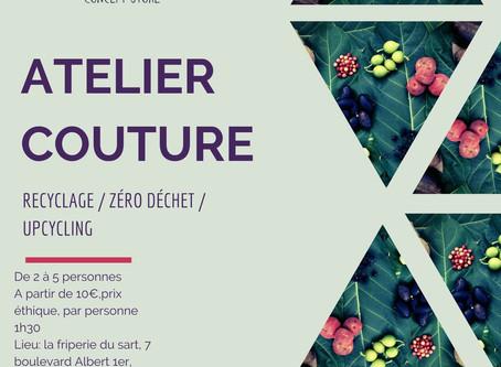 Annonce Atelier