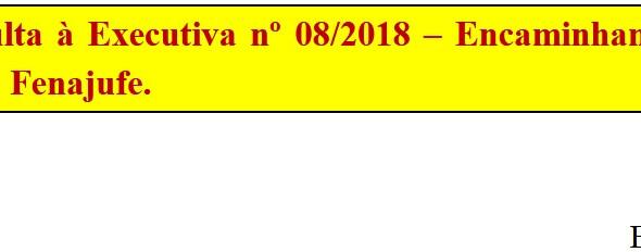 [Discussão-Executiva] 08. RESULTADO - Consulta à Executiva nº 08/2018 – Encaminhamentos para realiza
