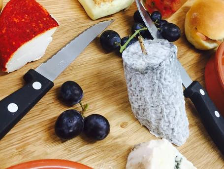 Assortiment de fromages affinés