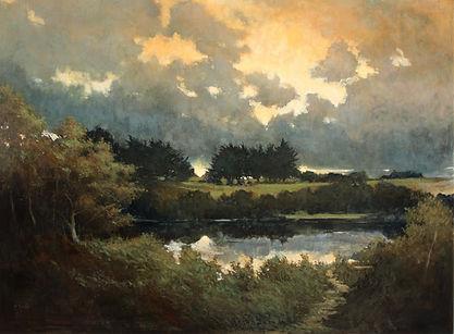 P.Roehl - Antonelli's Pond 36x56.jpg