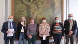 Castagnades 2020  : Remise de prix du concours de vitrines décorées
