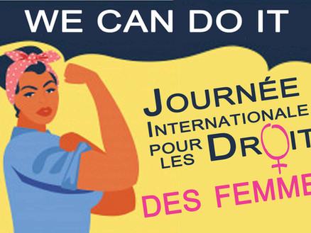 Journée Internationale des Droits des Femmes : Privas célèbre les championnes !