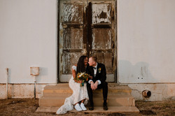 Whitney and Dustin Wedding - Eve Rox Pho