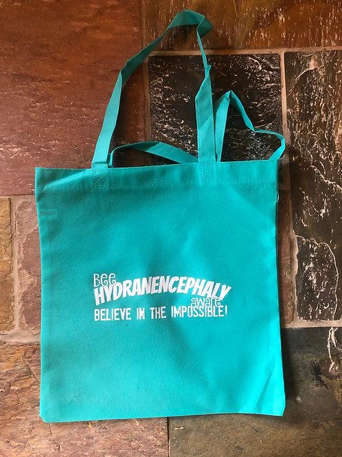 Reusable Hydranencephaly Awareness Tote
