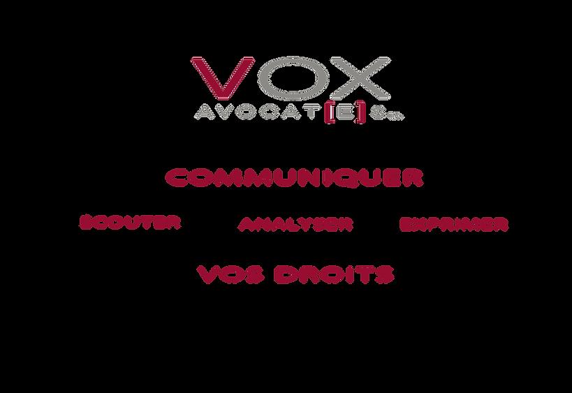 Vox Avocats droit