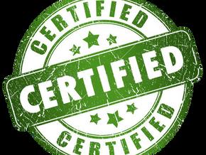 Pourquoi Certifier?