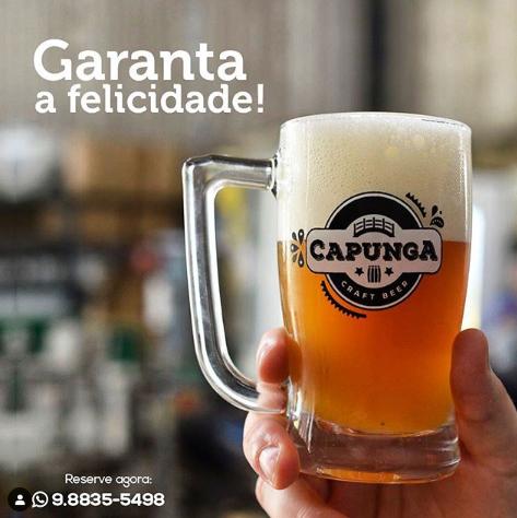 e-5901 - Caneca Taberna Cerveja 340ml