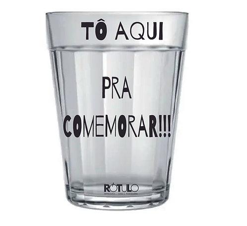 e-CLC COPO AMERICANO 190ml PRA COMEMORAR
