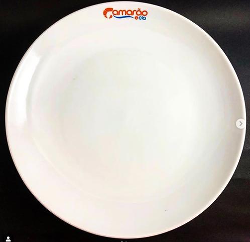 Prato porcelana raso Coup 25,0 cm