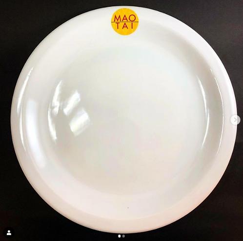 Prato raso iguaçu 27,5 cm (Peso Certo)