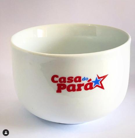 e-Cumbuca em porcelana 750ml
