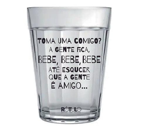 e-CLC COPO AMERICANO 190ml TOMA UMA COMIGO