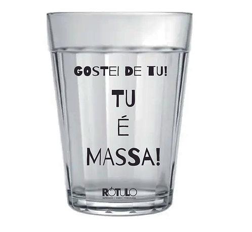 e-CLC COPO AMERICANO 190ml TU É MASS