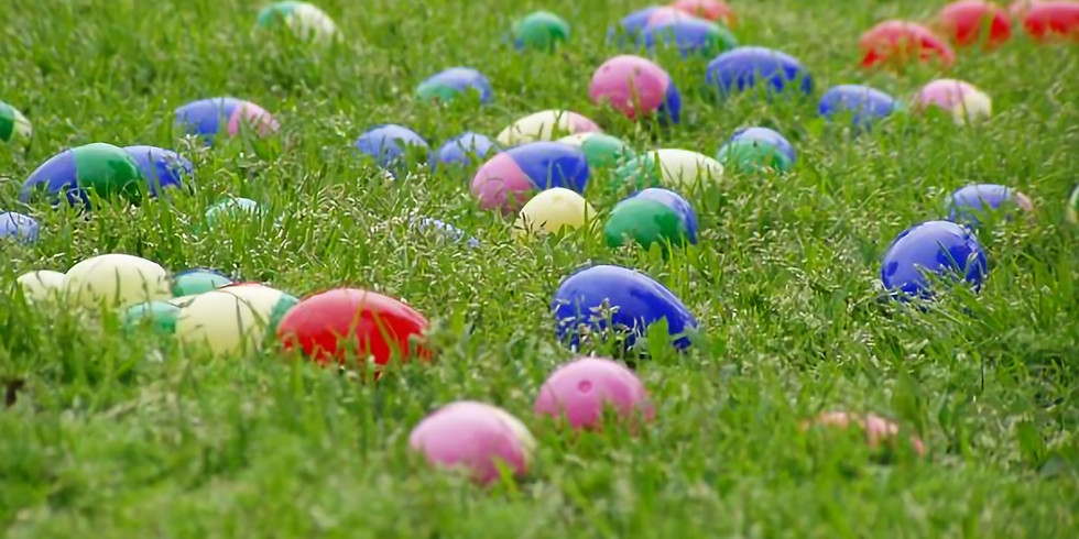 Easter Sunday Service and Egg Hunt
