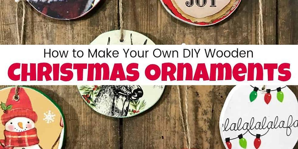 Christmas Ornament Craft Event