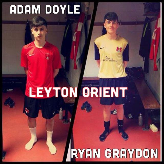 Doyle & Ryan Graydon