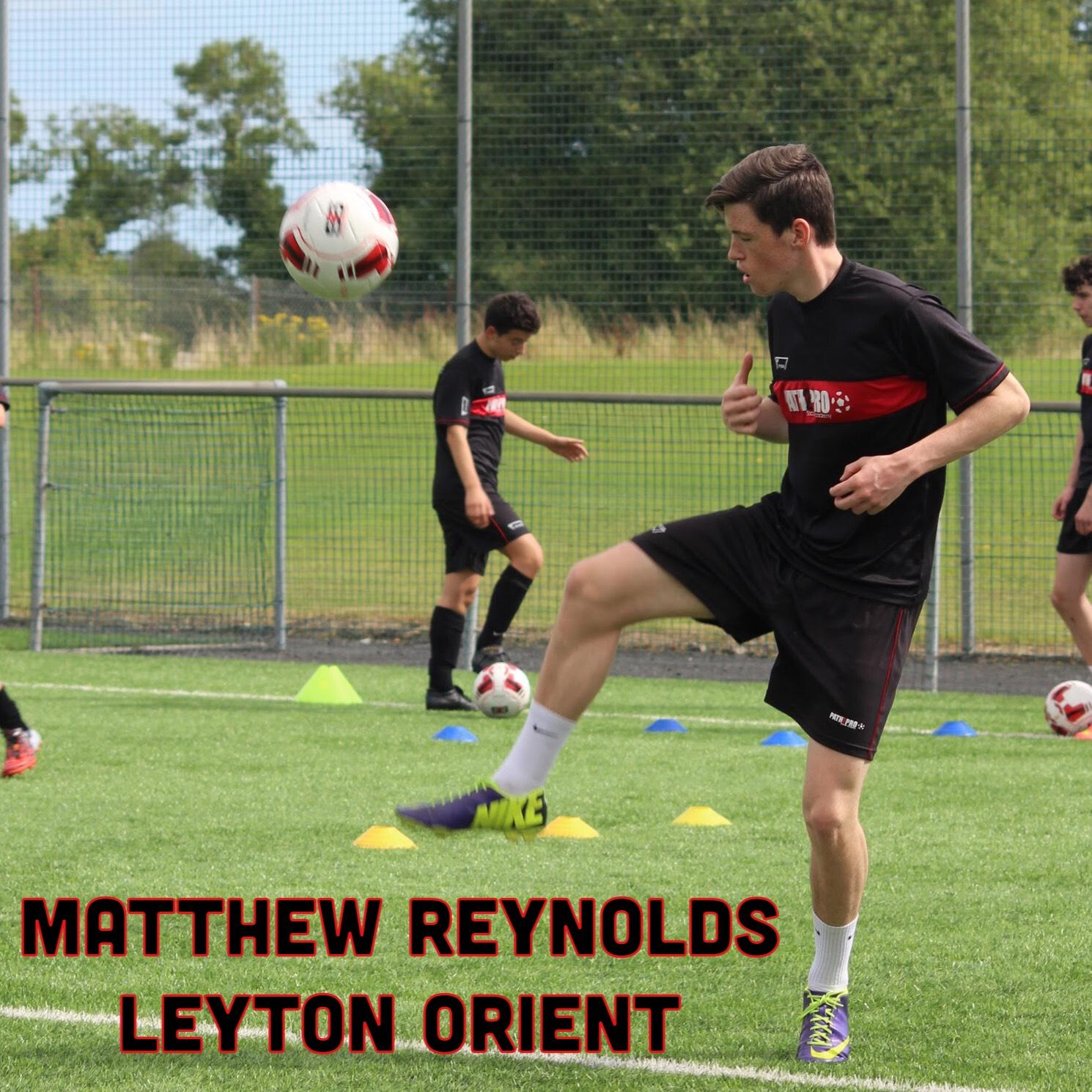 Matthew Reynolds