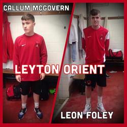 Leon & Callum
