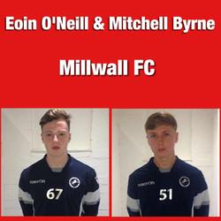 Eoin O'Neill & Mitch Byrne