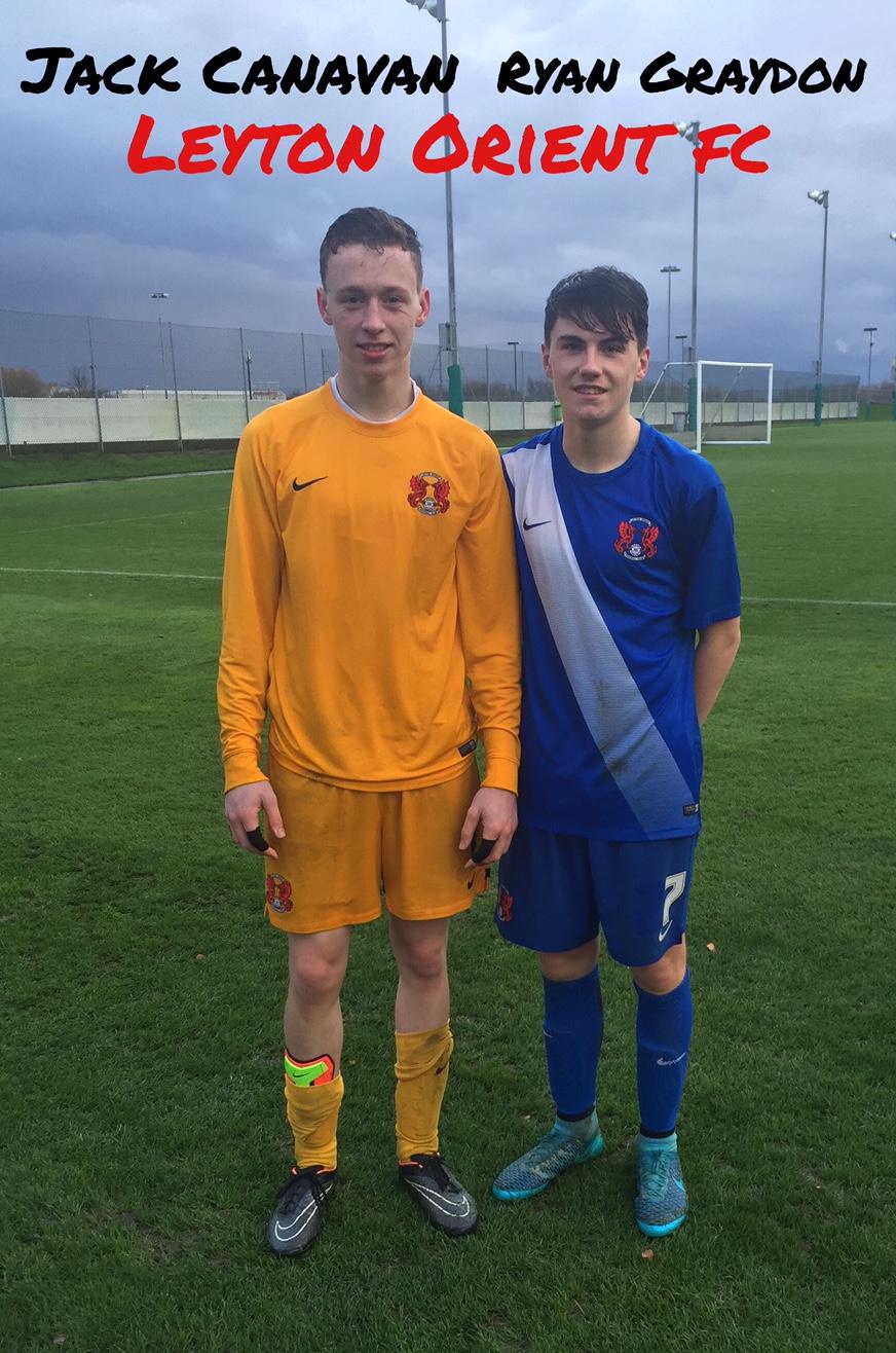 Jack Canavan & Ryan Graydon