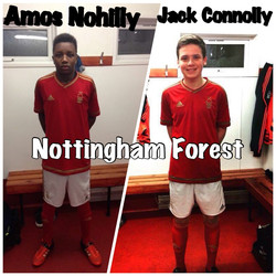 Amos Nohilly & Jack Connolly
