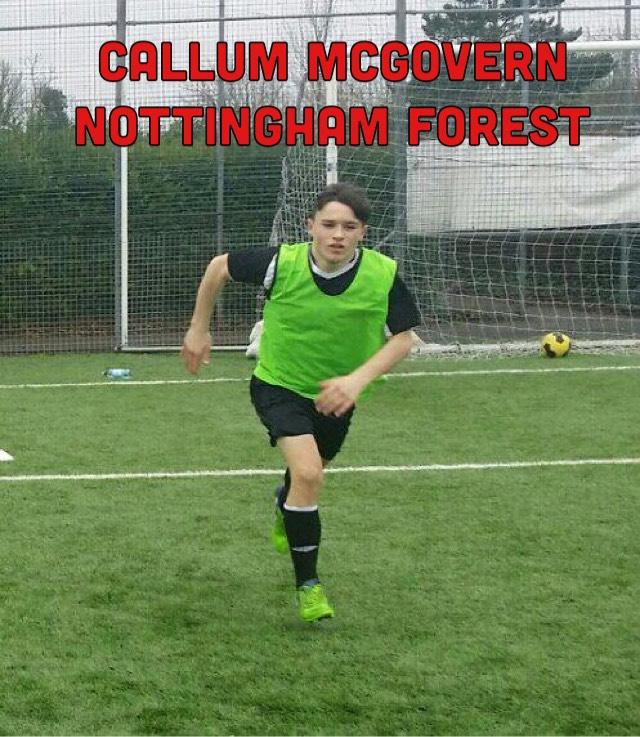 Callum McGovern