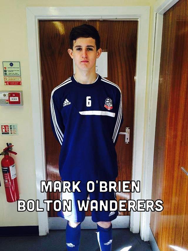 Mark O'Brien