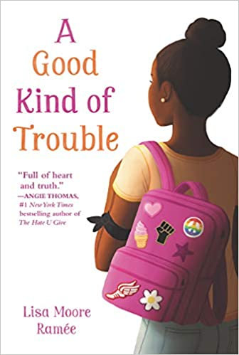 A Good Kind of Trouble - Paperback