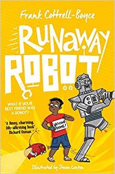 Runaway RobotPaperback