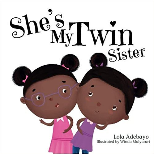 She's My Twin Sister - Paperback