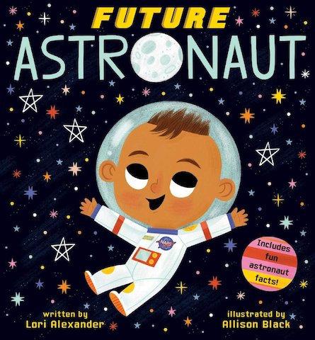 Future Baby: Future Astronaut