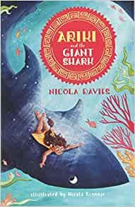 Ariki and the Giant Shark Paperback
