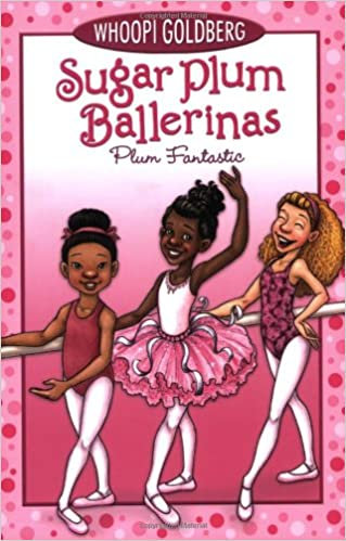 Plum Fantastic (Sugar Plum Ballerinas) - By Whoopi Goldberg