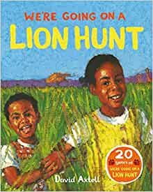 We're Going on a Lion Hunt Paperback