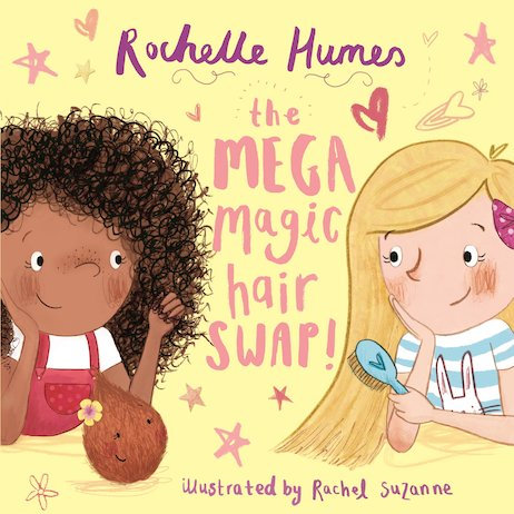The Mega Magic Hair Swap! By Rochelle Humes