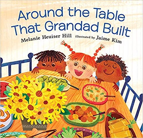 Around the Table That Grandad Built Hardcover