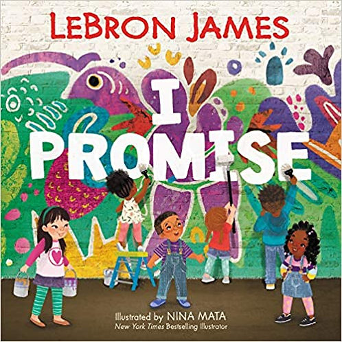 I Promise Hardcover – Picture Book